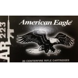 Federal American Eagle 223 Rem 55 Grain FMJ - 500 Rounds