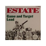 "Estate Game and Target 12 Gauge 2-3/4"" 1 oz. #6 Lead Shot – 25 Rounds"