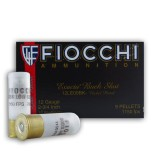 "Fiocchi Law Enforcement 12 Gauge 2 3/4"" 00 Buck - 250 Rounds"