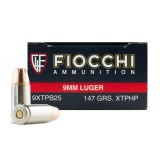 Fiocchi Extrema 9mm 147 Grain XTP JHP - 25 Rounds