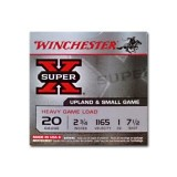 "Winchester Super-X Heavy Game Load 20 Gauge 2-3/4"" 1 oz. #7-1/2 – 25 Rounds"