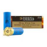 "Federal LE Tactical 12 Gauge 2-3/4"" 1 oz. Rifled Slug – 250 Rounds"