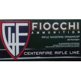 Fiocchi 223 Rem 62 Grain FMJ-BT  - 1000 Rounds