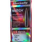 Hornady .264 Diameter Bullets - 140 Grain HPBT Match - 100