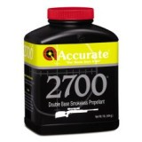 Accurate Powder - 2700 - 8 lbs