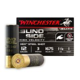 "Winchester Blind Side 12 Gauge 3"" 1-1/8 oz. #1 – 25 Rounds"