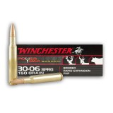 Winchester Power Max Bonded 30-06 150 Grain Protected HP - 20 Rounds