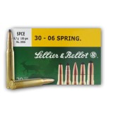 Sellier & Bellot 30-06 150 Grain SPCE - 20 Rounds