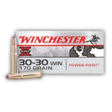 Winchester Super-X 30-30 170 Grain PP - 200 Rounds