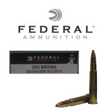 Federal Power-Shok 303 British 180 Grain SP - 20 Rounds
