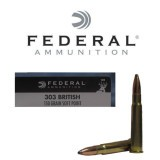 Federal Power-Shok 303 British 150 Grain SP – 20 Rounds