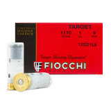 "Fiocchi Shooting Dynames 12 Gauge 2-3/4"" 1 oz. #8 – 250 Rounds"
