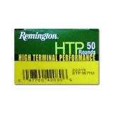 Remington HTP 357 Mag 158 Grain SJHP - 500 Rounds