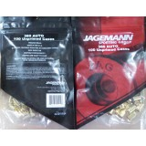 Jagemann Brass Casings 380 ACP New Unprimed – 100 Pieces