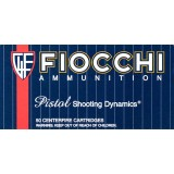 Fiocchi Shooting Dynamics 380 Auto 90 Grain JHP - 50 Rounds