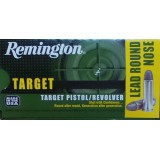 Remington Target 38 Special 158 Grain LRN - 500 Rounds