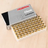 Federal 40 S&W 155 Grain JHP – 50 Rounds