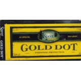 "Speer Gold Dot 44 Magnum / Special (.429"" Diameter) Bullets 200 Grain Bonded JHP - 100 Projectiles"