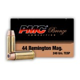 PMC 44 Mag 240 Grain TCSP - 25 Rounds