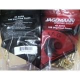 Jagemann Brass Casings 45 ACP New Unprimed – 100 Pieces