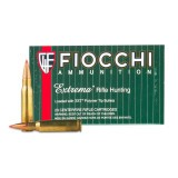 Fiocchi Extrema 308 150 Grain SST Polymer Tip – 200 Rounds
