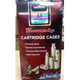 Hornady Brass Casings - 6.5 Creedmoor - New Unprimed - 50 Count