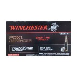 Winchester PDX1 Defender 7.62x39mm 120 Grain HP - 20 Rounds