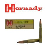Hornady 30-06 180 Grain Spire Point - 20 Rounds