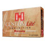 Hornady Custom Lite 243 87 Grain SST - 20 Rounds
