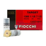 "Fiocchi Target Shooting Dynamics 12 Gauge 2-3/4"" 1-1/8 oz. #7 1/2 – 250 Rounds"