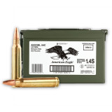 Federal American Eagle Ammo Can 223 Rem 55 Grain FMJBT – 500 Rounds