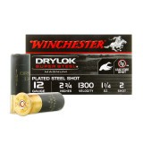 "Winchester DryLok Waterfowl 12 Gauge 2-3/4"" 1-1/4 oz. #2 – 25 Rounds"