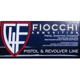 Fiocchi 9mm 115 Grain CMJ - 50 Rounds