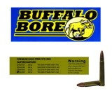 Buffalo Bore Supercharged 375 H&H Magnum 235 Grain Barnes TSX HP - 20 Rounds