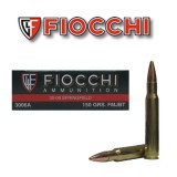 30-06 - 150 Grain FMJ-BT - Fiocchi Shooting Dynamics - 20 Rounds