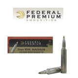 Federal Vital-Shok 7mm Rem Mag 140 Grain Trophy Bonded Polymer Tip - 20 Rounds