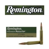 Remington Premier 270 130 Grain Accutip BT Polymer Tip – 20 Rounds