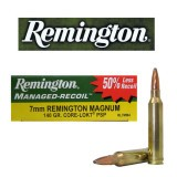 Remington Managed Recoil 7mm Rem Mag 140 Grain Core-Lokt PSP - 20 Rounds