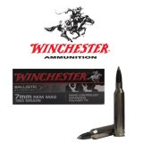 Winchester Supreme 7mm Rem Mag 150 Grain Ballistic Silvertip - 20 Rounds