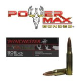 Winchester Powermax Bonded 308 150 Grain HP – 20 Rounds