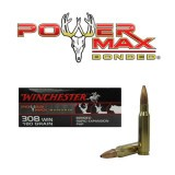 Winchester Power Max Bonded 308 180 Grain PHP – 20 Rounds