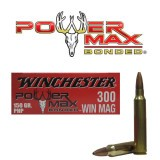 Winchester Power Max Bonded 300 Winchester Magnum 150 Grain PHP - 20 Rounds