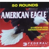 Federal American Eagle (Trayless) 45 ACP 230 Grain FMJ – 50 Rounds
