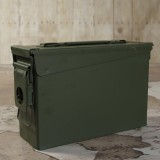 Mil-Spec Ammo Can - 30 Caliber M19 - Green - 1
