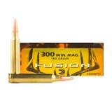 Federal Fusion 300 Winchester Magnum 150 Grain SP Ammo - 20 rounds