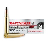 Winchester Deer Season XP 300 Win Mag 150 Grain Polymer Tip - 20 Rounds