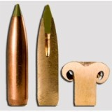 Nosler .243 Diameter Bullets - 90 Grain E-Tip - 50 Count