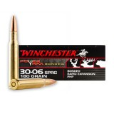Winchester Power Max Bonded 30-06 180 Grain HP - 20 Rounds