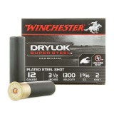 "Winchester Drylok Waterfowl 12 Gauge 3-1/2"" 1-9/16 oz. #2 – 25 Rounds"