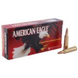 Federal 22-250 Rem 50 Grain American Eagle JHP - 20 Rounds
